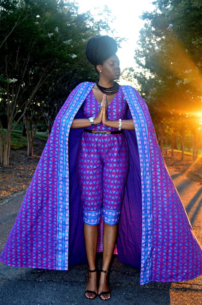 Best of 2015 Nikki Billie Jean's Ankara Print Outfits 3