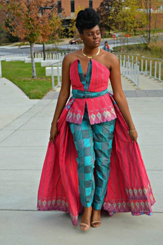 Best of 2015 Nikki Billie Jean's Ankara Print Outfits 6