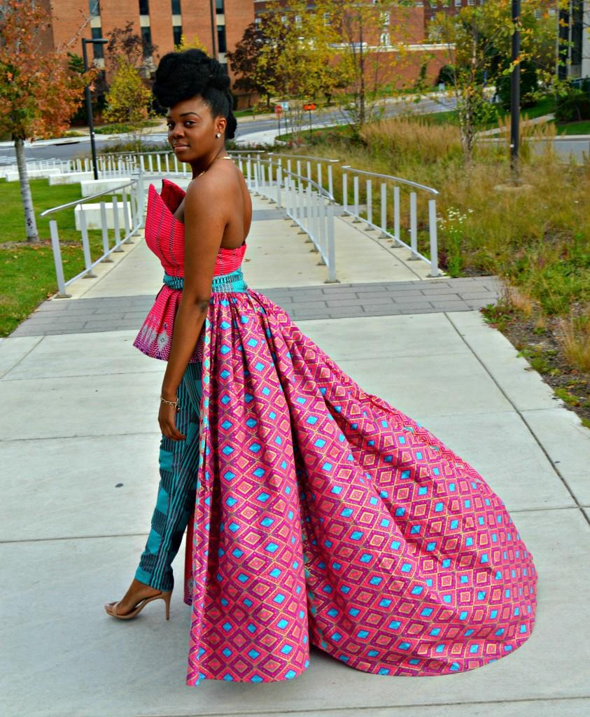 Best of 2015 Nikki Billie Jean's Ankara Print Outfits 7