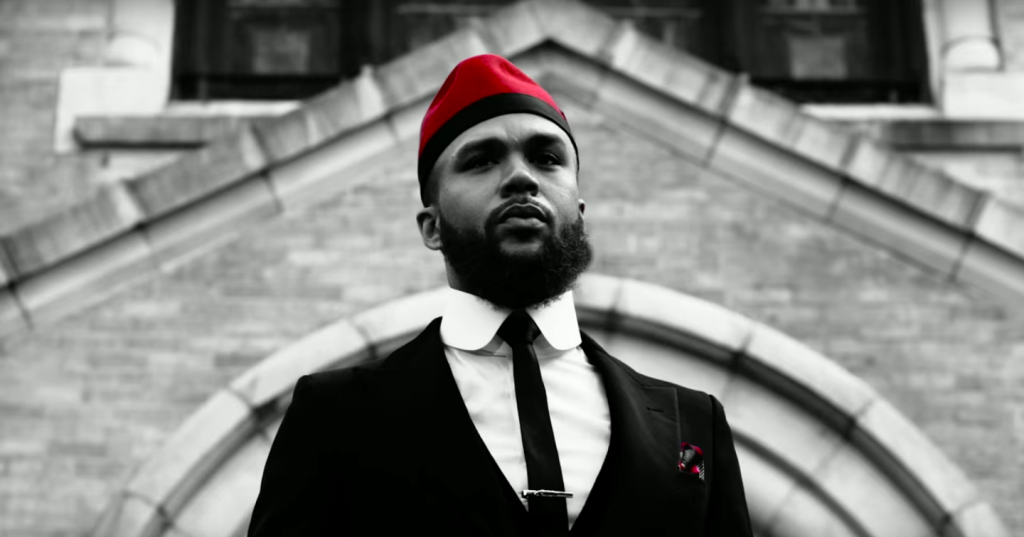 Jidenna's %22Long Live The Chief%22 Music Video