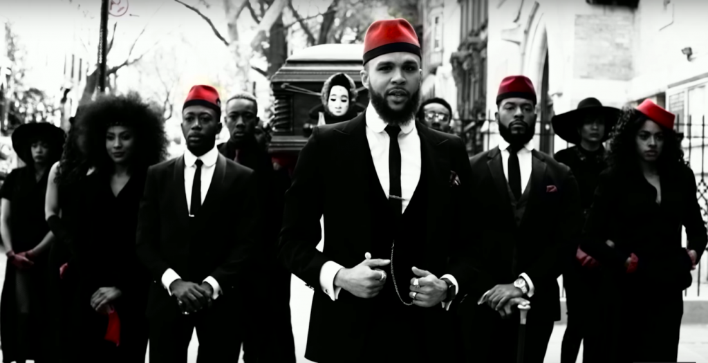 Jidenna's %22Long Live The Chief%22 Music Video (Fear & Fancy)