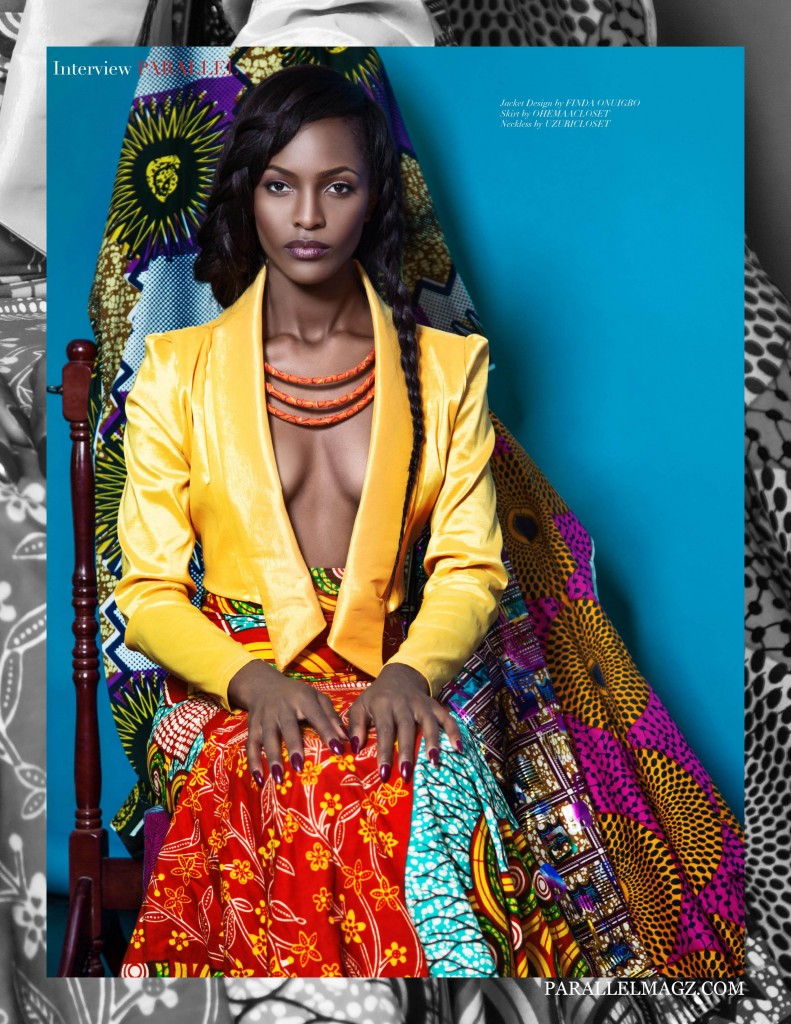 Mame Adjei %22The Multiplicity of Melanin%22 for Parallel Magazine Phoenix Issue 2016 6