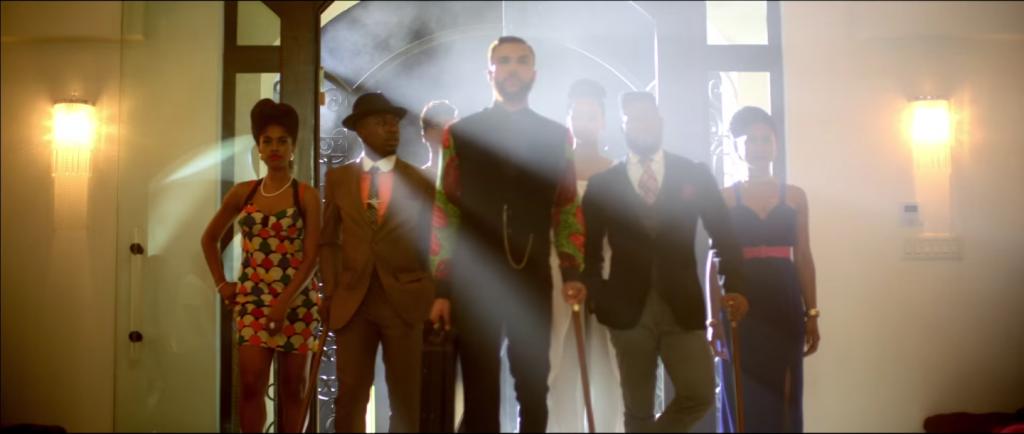 Music Video Deep Cotton - Let's Get Caught ft. Jidenna