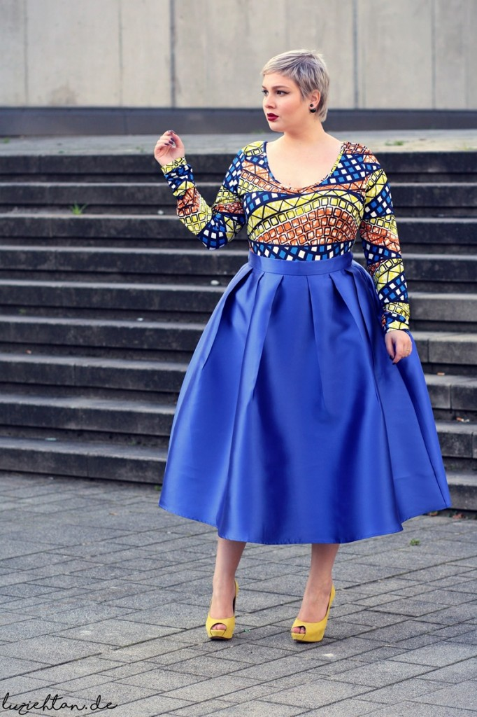 Street Style of The Day Luciana of Lu zieht an in Dear Curves 1