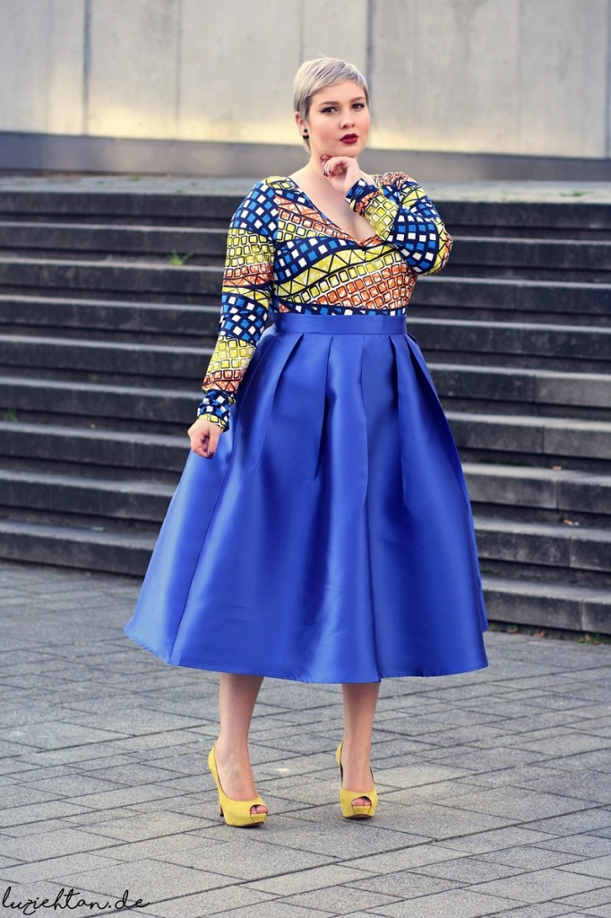 Street Style of The Day Luciana of Lu zieht an in Dear Curves 3