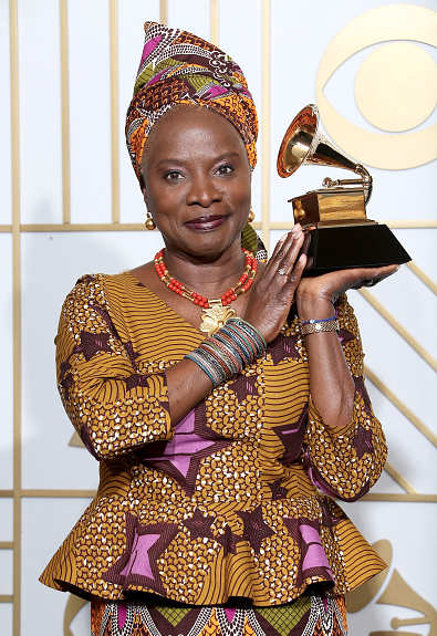 Angelique Kidjo wins the 2016 Grammy Award for %22Best World Music Album%22 1