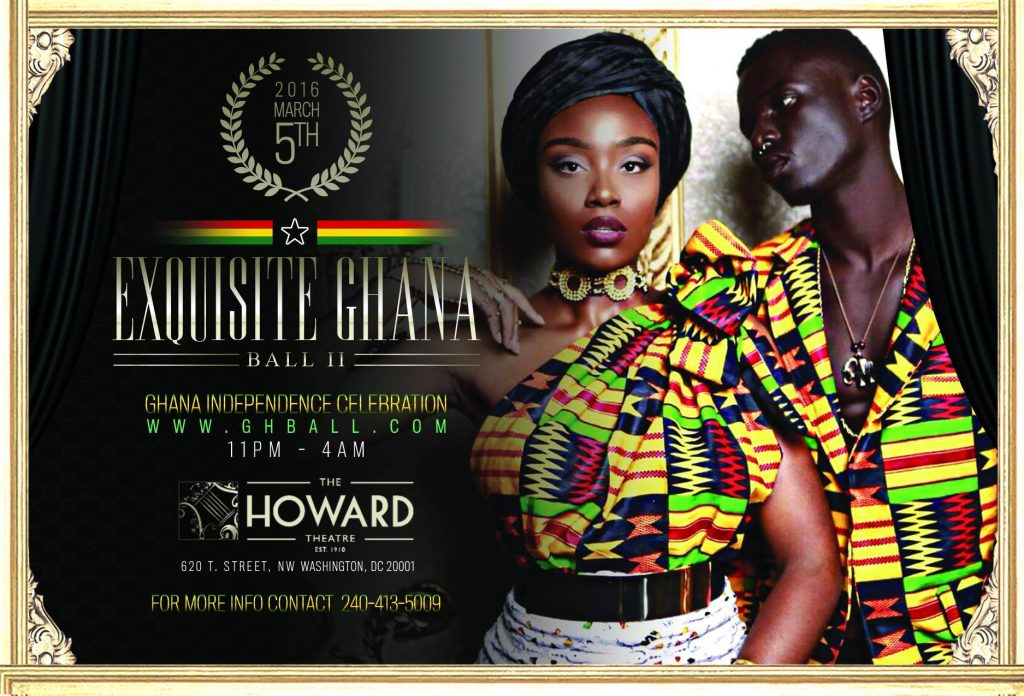 Ghana at 59 Exquisite Ghana Independence Ball 2016