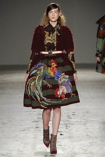 Stella Jean Fall:Winter 2014-2015 Ready To Wear 15