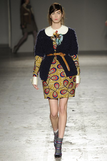 Stella Jean Fall:Winter 2014-2015 Ready To Wear 17
