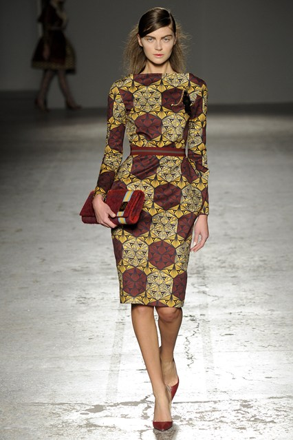 Stella Jean Fall:Winter 2014-2015 Ready To Wear 19