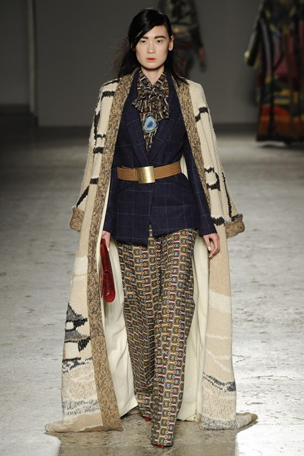 Stella Jean Fall:Winter 2014-2015 Ready To Wear 2