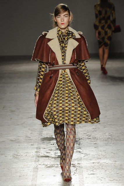 Stella Jean Fall:Winter 2014-2015 Ready To Wear 20
