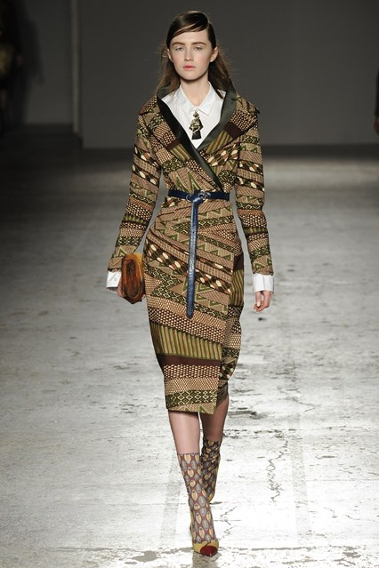 Stella Jean Fall:Winter 2014-2015 Ready To Wear 7