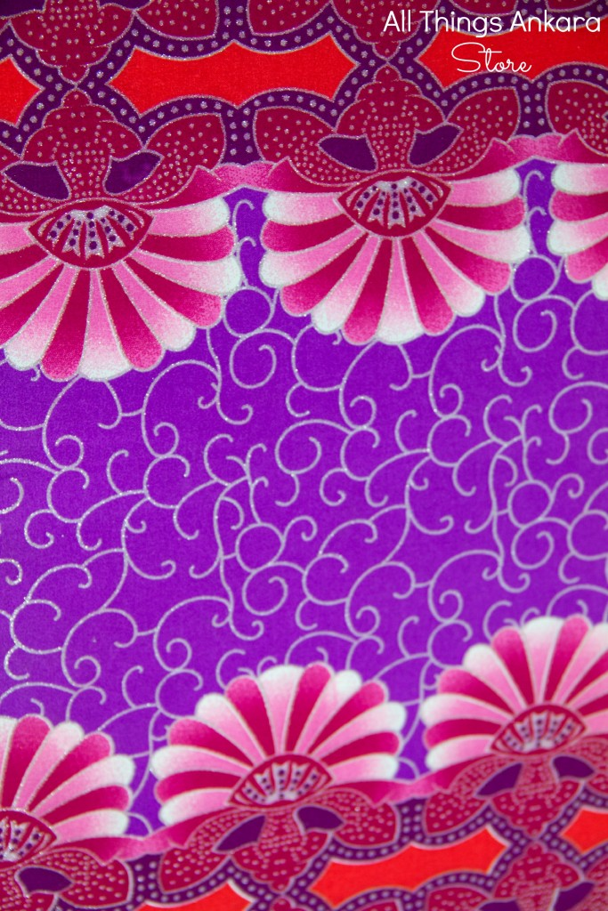 Violet Fushia Glitter Shining Sand Wax Prints by Fatix Sunshine Wax.
