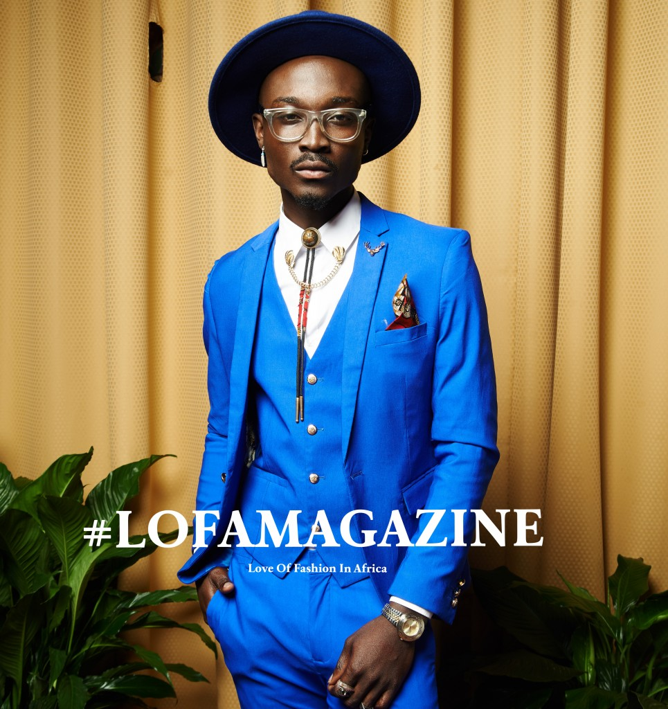 LOFA Magazine's Best Dressed Men at the All Things Ankara Ball 2015 1