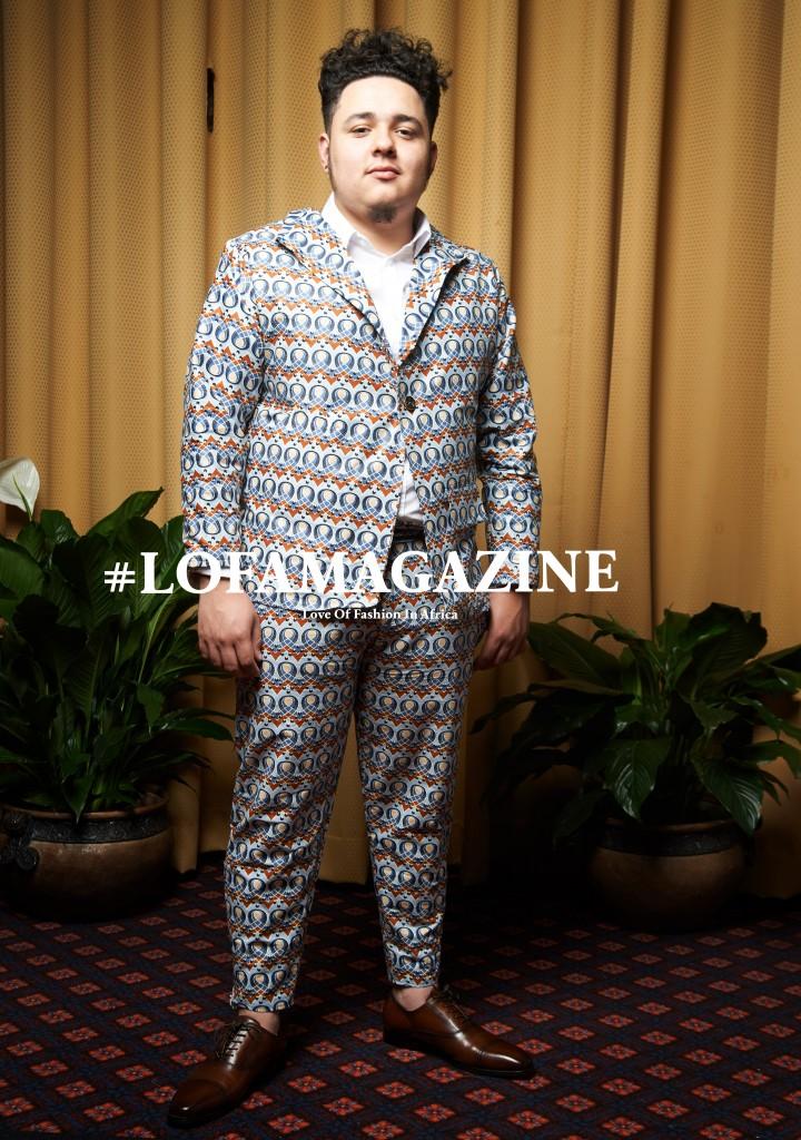LOFA Magazine's Best Dressed Men at the All Things Ankara Ball 2015 3