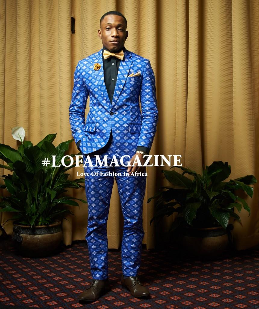 LOFA Magazine's Best Dressed Men at the All Things Ankara Ball 2015 4