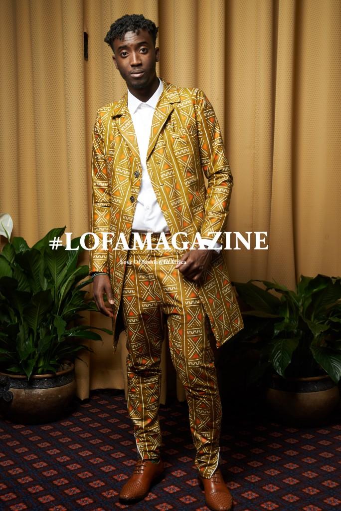 LOFA Magazine's Best Dressed Men at the All Things Ankara Ball 2015 6