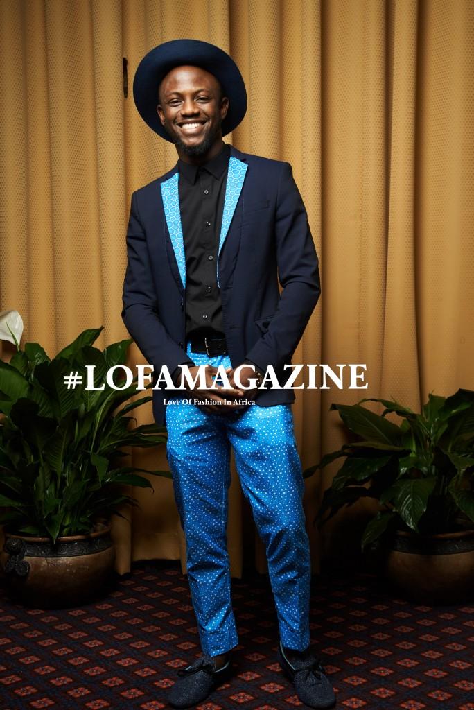 LOFA Magazine's Best Dressed Men at the All Things Ankara Ball 2015 2