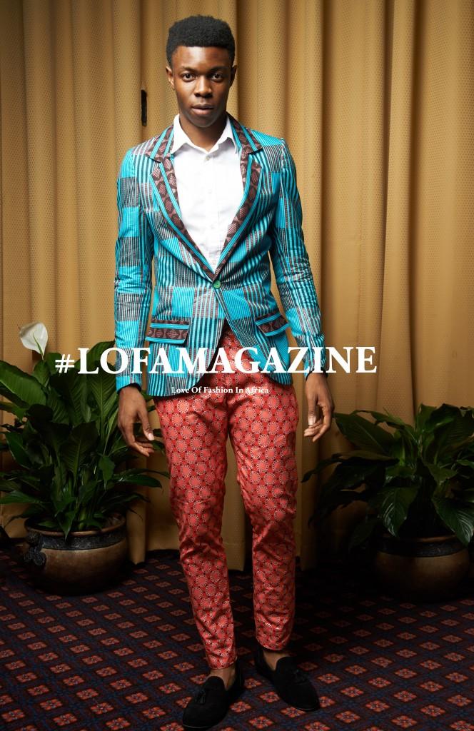 LOFA Magazine's Best Dressed Men at the All Things Ankara Ball 2015 5