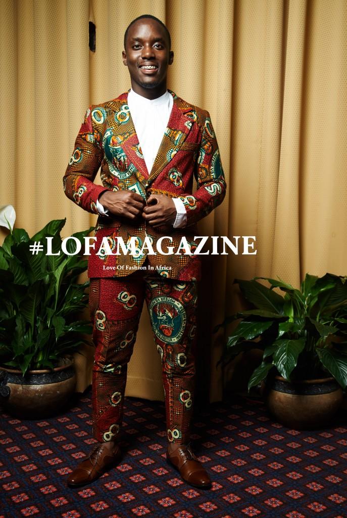 LOFA Magazine's Best Dressed Men at the All Things Ankara Ball 2015 7