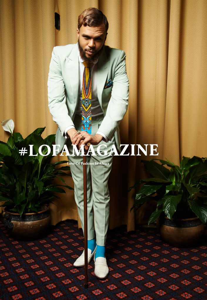LOFA Magazine's Best Dressed Men at the All Things Ankara Ball 2015 8
