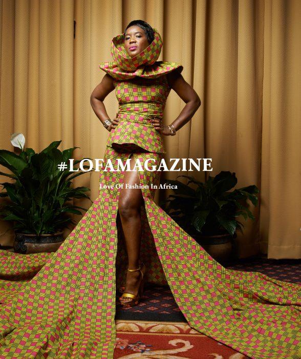 LOFA Magazine's Best Dressed Women at the All Things Ankara Ball 2015 1