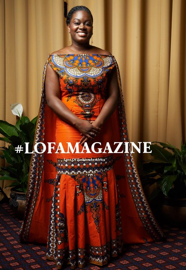 LOFA Magazine's Best Dressed Women at the All Things Ankara Ball 2015 10