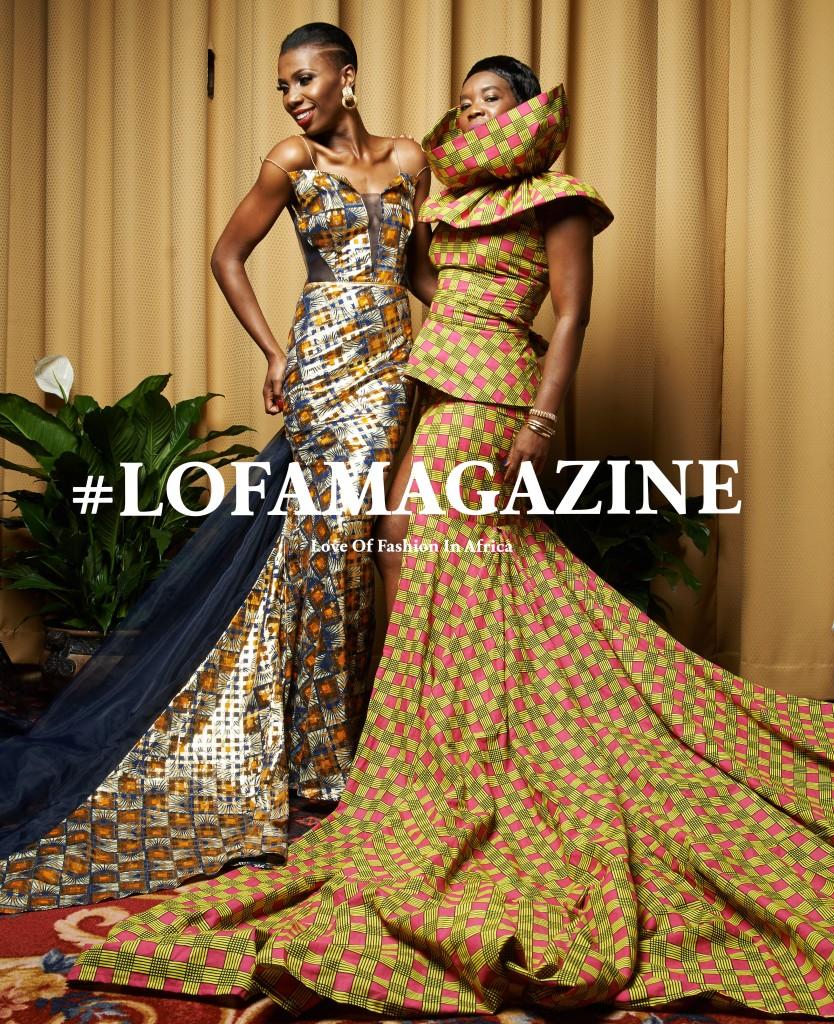 LOFA Magazine's Best Dressed Women at the All Things Ankara Ball 2015 11