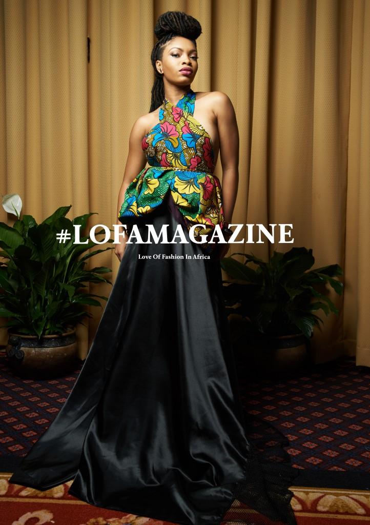 LOFA Magazine's Best Dressed Women at the All Things Ankara Ball 2015 12