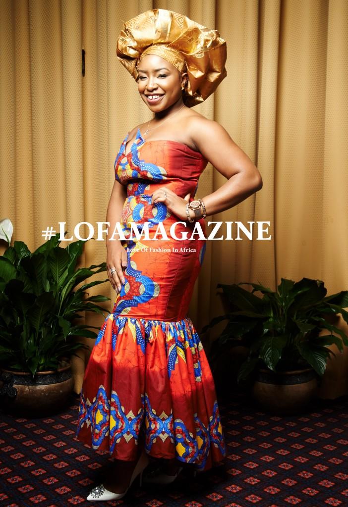 LOFA Magazine's Best Dressed Women at the All Things Ankara Ball 2015 14
