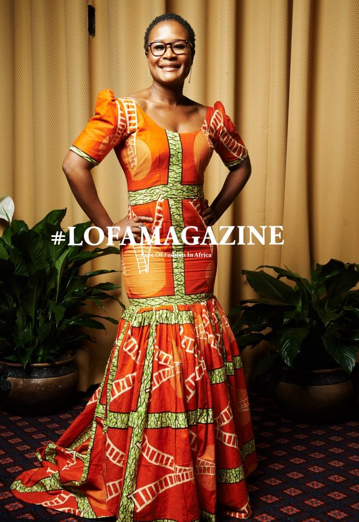 LOFA Magazine's Best Dressed Women at the All Things Ankara Ball 2015 16