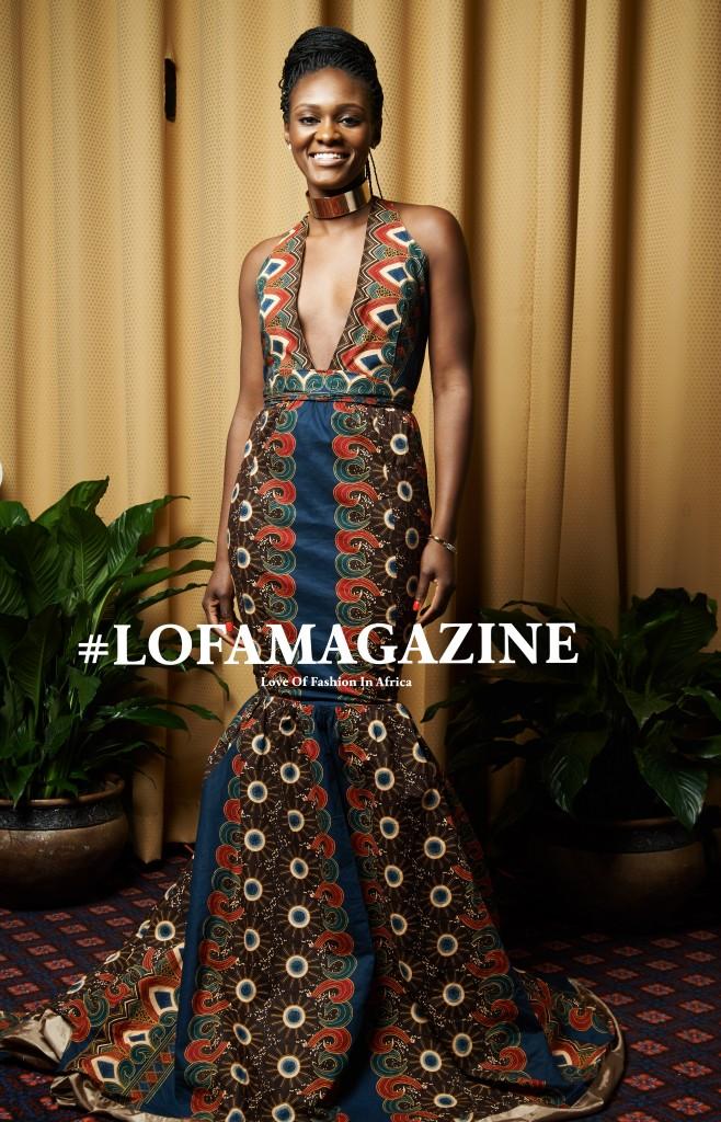 LOFA Magazine's Best Dressed Women at the All Things Ankara Ball 2015 3