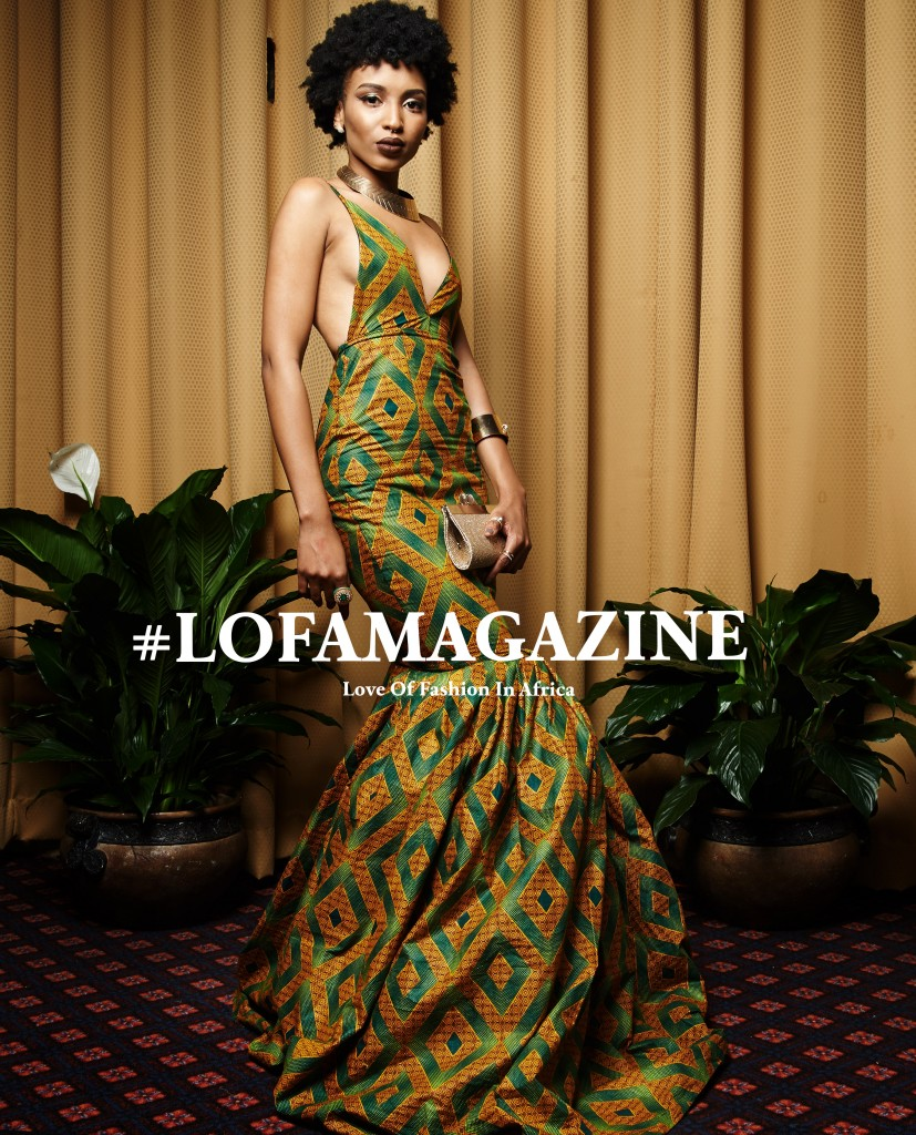 LOFA Magazine's Best Dressed Women at the All Things Ankara Ball 2015 4