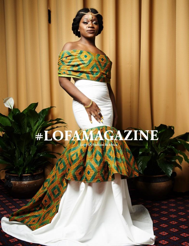 LOFA Magazine's Best Dressed Women at the All Things Ankara Ball 2015 6