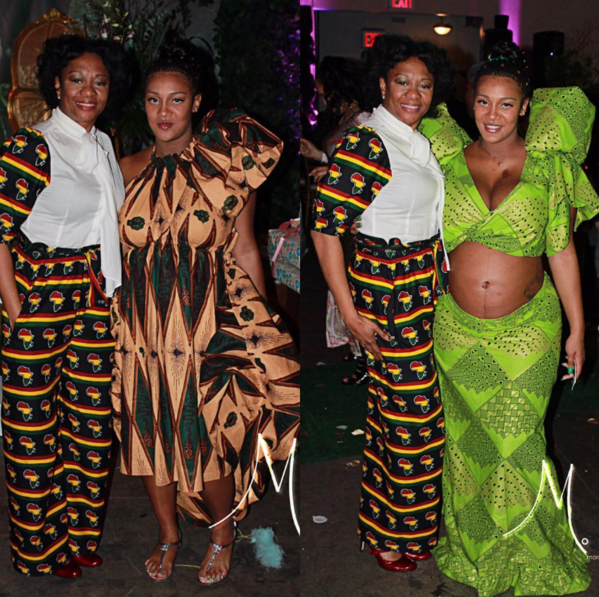 Baby Shower: Nya Lee's Coming To America Themed Baby Shower