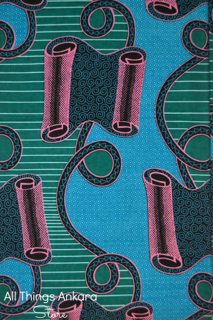 Teal-Green-and-Pink-Curled-Wax-Prints-by-Paksa-1