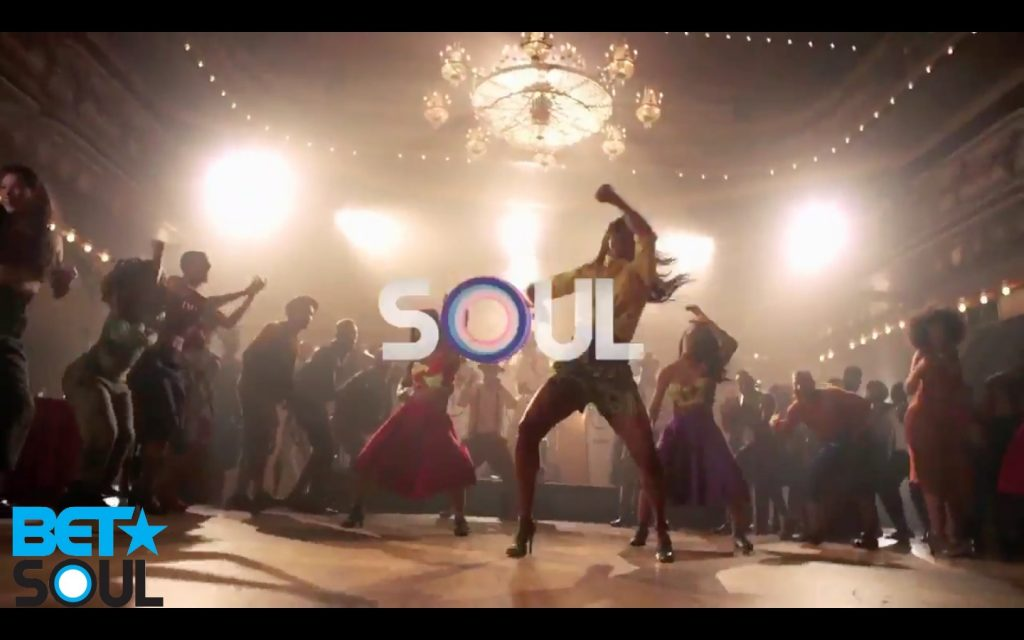 BET Soul Commercial -However You Want It-