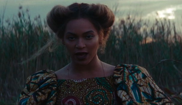 Beyoncé Wears Ankara Print Gown in Lemonade Visual Album 2