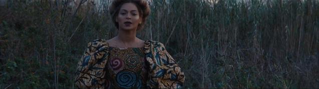 Beyoncé Wears Ankara Print Gown in Lemonade Visual Album 4