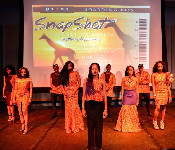 Delaware University African Student Association's Snapshot Passport Africa 2016 2