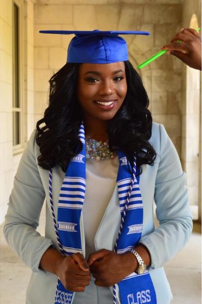 Racia Denise Poston Graduation Pictures 2