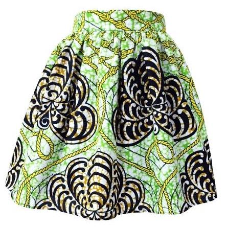 Style Board Yetunde Sarumi's Waju Skirt 2