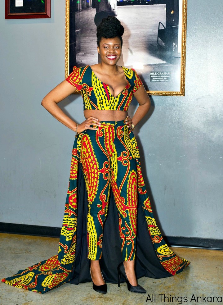 All Things Ankara Best Dressed Women at GWB Comission's 7th Annual GWB Ball 2016 12