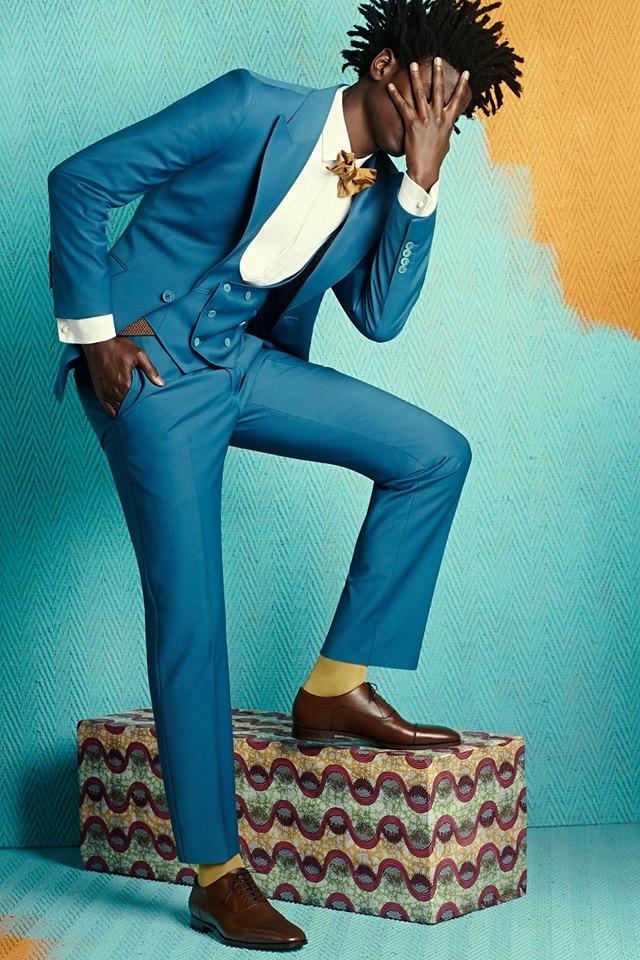 Christian Louboutin Men's Spring Summer 2016 Collection 1
