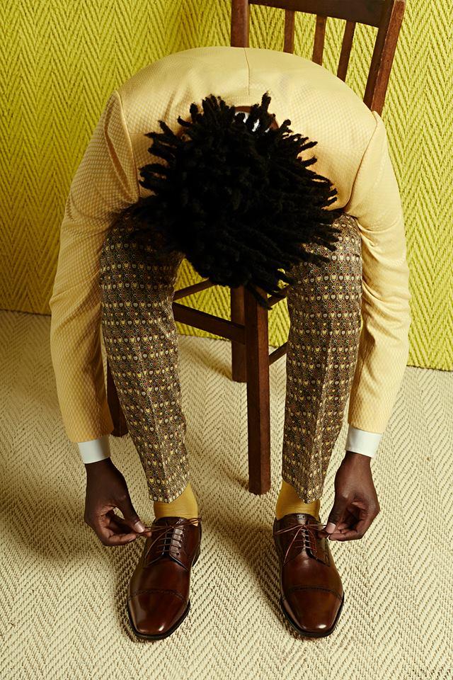 Christian Louboutin Men's Spring Summer 2016 Collection 3