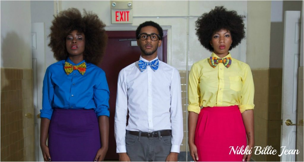 """Nikki Billie Jean """"Back To The Basics"""" Fall Winter 2013 Collection"""
