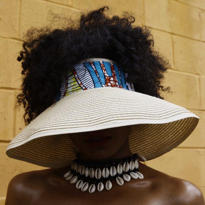 Ankara Product of The Day-Ronke Raji Asili Hat 1