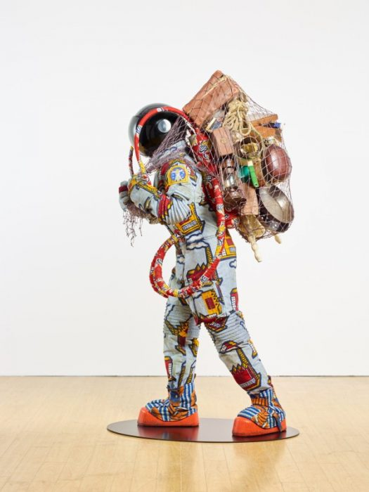 Art-Refugee Astronaut II 2016 by Yinka Shonibare