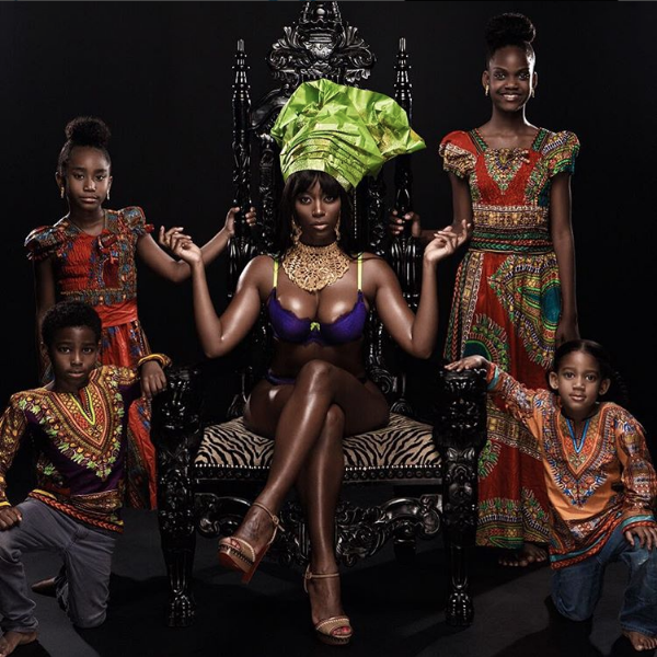 Editorial- Tiarra Tia Becca Family Picture by 2020 Photography